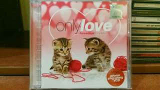 Only love lovesongscompilation