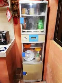 Dish Cabinet Organizer
