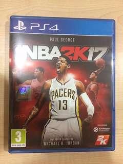 PlayStation 4 Game - NBA2K18