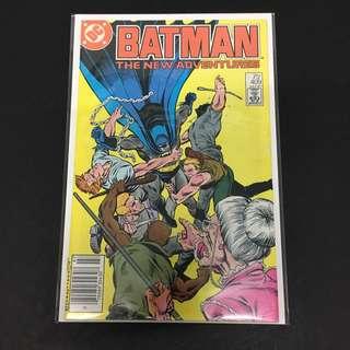 Batman 409 DC Comics Book Justice League Movie