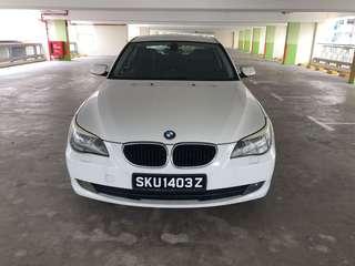 BMW E60 520XL Lci 🇸🇬