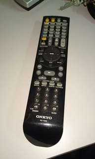 Onkyo RC-742M Remote Control