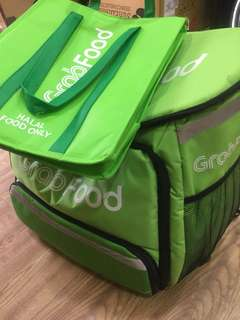 Grab Food Bag (Set)
