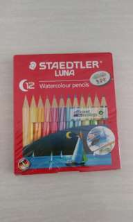 Staedtler 12 Watercolour Pencils