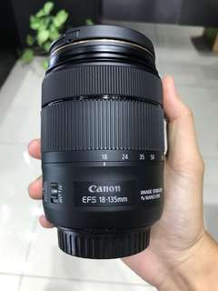 🚚 曙光數位 Canon 18-135mm USM  / 保固內