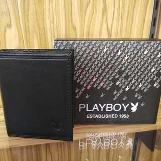 Playboy small wallet (PW181-4-black)