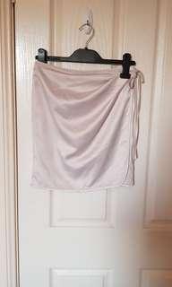 Bardot wrap skirt