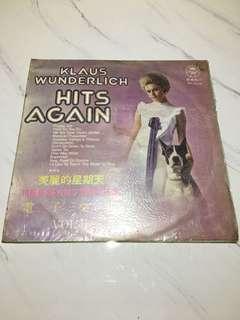 美麗的星期天黑膠唱片 早期黑膠唱片 造型背景 裝置藝術 黑膠唱片