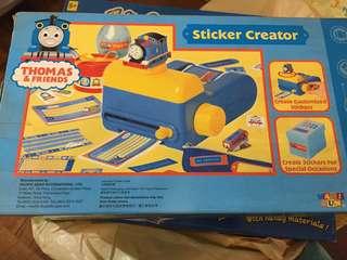Thomas & Friends stickers Creator