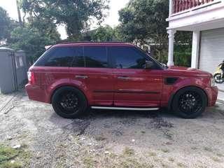 Range Rover Sport JT 🇲🇾