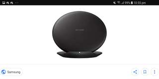Authentic samsung wireless charger