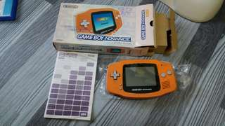 Gameboy Advance AGB001