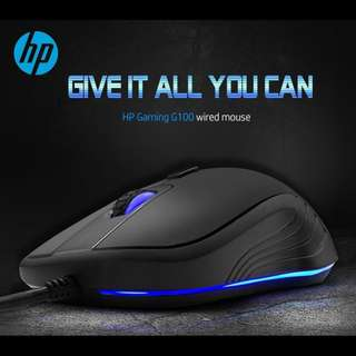 🚚 HP G100 Gaming Mouse