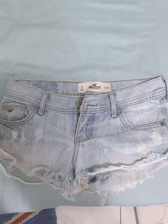 🚚 Hollister 短褲 熱褲