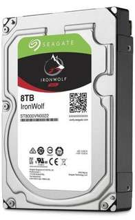 Seagate Ironwolf 8TB NAS HDD