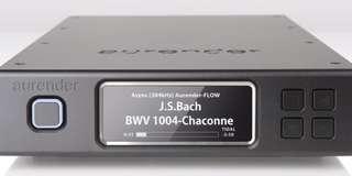 Aurender N100C 4TB Music Streamer
