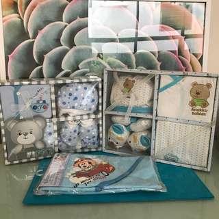 Baby Boy Gift Set for newborn