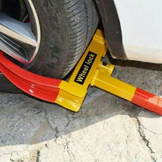 Car Tyre Clamp Lock Safety Lock