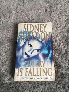 Sidney Sheldon - The sky is falling