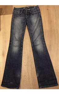 Lee - Womens Low Rider Bootcut Stretch - Denim Jeans - Size 7