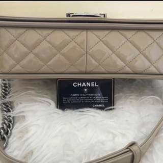 Boy chanel good condition