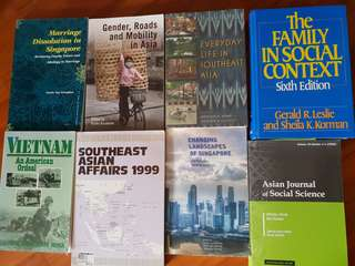 NUS Library Research Books