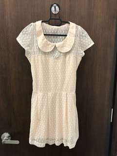 Cute lace dress