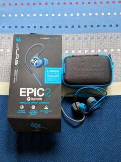 WTS: JLab Epic 2 Bluetooth 4.0 Earphones