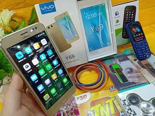 Vivo bundle with nokia keyoad