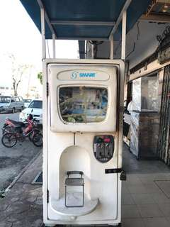 Water Machine stil in good condition and good business. Owner no time to maintain and take care. Pm for nego