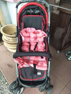 Sweet Cherry Stroller like new