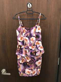 Kitschen floral dress