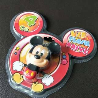 Mickey Mouse Thumbdrive