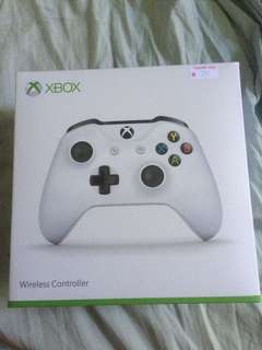 Xbox one wireless controller used