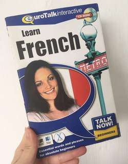 Learn french cd