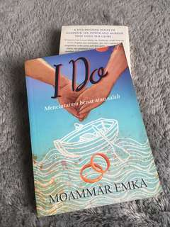 I Do - Moammar Emka