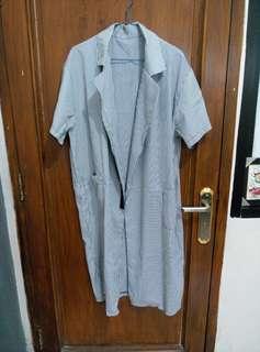 long cardigan outer freeong