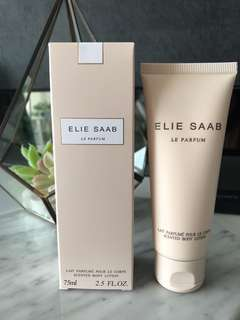 Elie Saab Le Parfum Scented Body Lotion