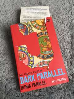 Dark Parallel - M.G Harris