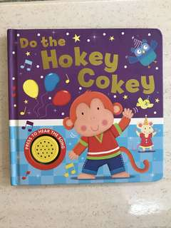 Board Book Do The Hokey Cokey
