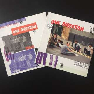 One Direction Postcards