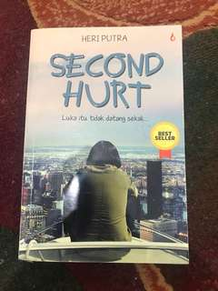 Second Hurt (preloved)