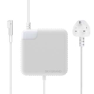 952. SkyGrand Macbook Pro Charger, Replacement 60W Magsafe L-Tip Connector Power Adapter For Apple Macbook and 13 inch Macbook Pro - Before Summer 2012 (With Extension Power Cable)