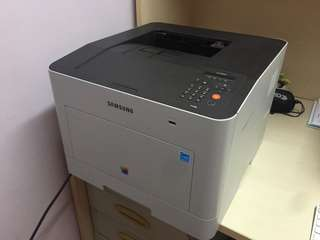 Laser Printer CLP680ND