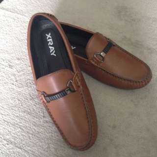 SALE! US Made Brown Loafer Shoes