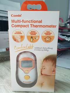 Multi-functional Compact Thermometer Combi