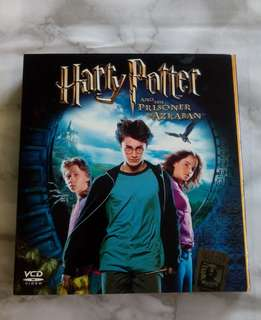 Harry Potter movie VCD