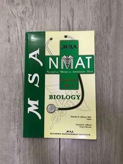 MSA NMAT REVIEWER (Biology)