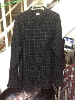 Uniqlo Flannel XL