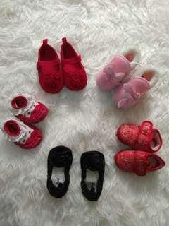 sepatu bayi/prewalker sepatu/sepatu baby